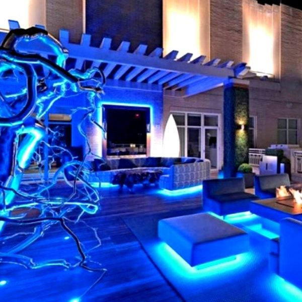 Bright Outdoor LED Lights