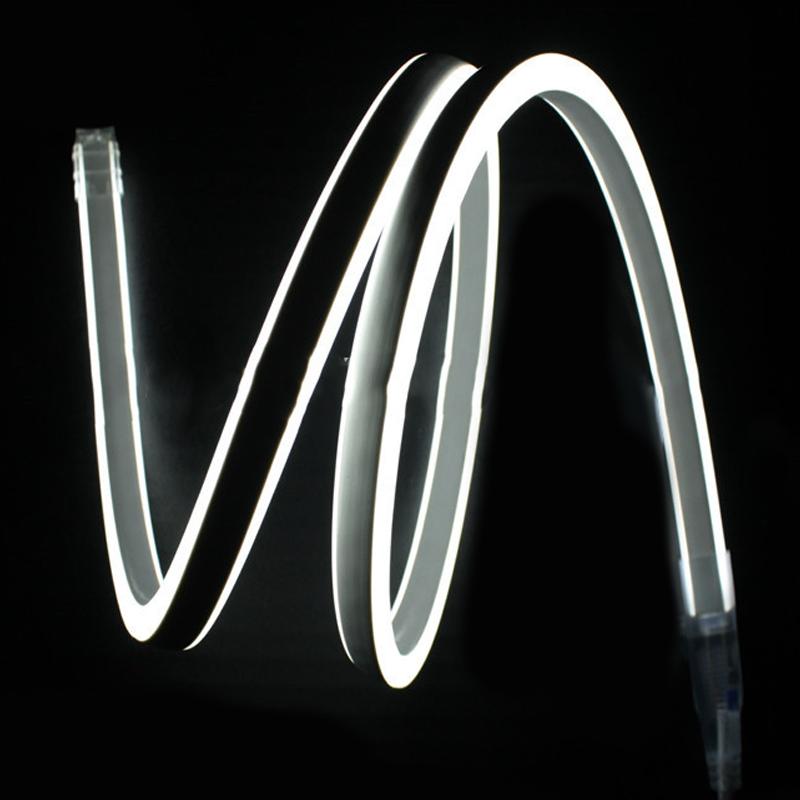 ATOM LED Double Side Cool White led neon flex 220V - www.ukledlights.co.uk
