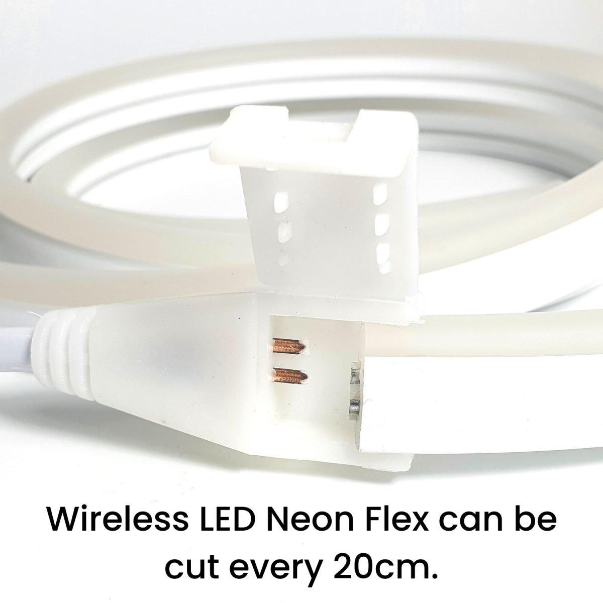 ATOM LED Neon Flex Cool White & Warm White Wireless 220v -