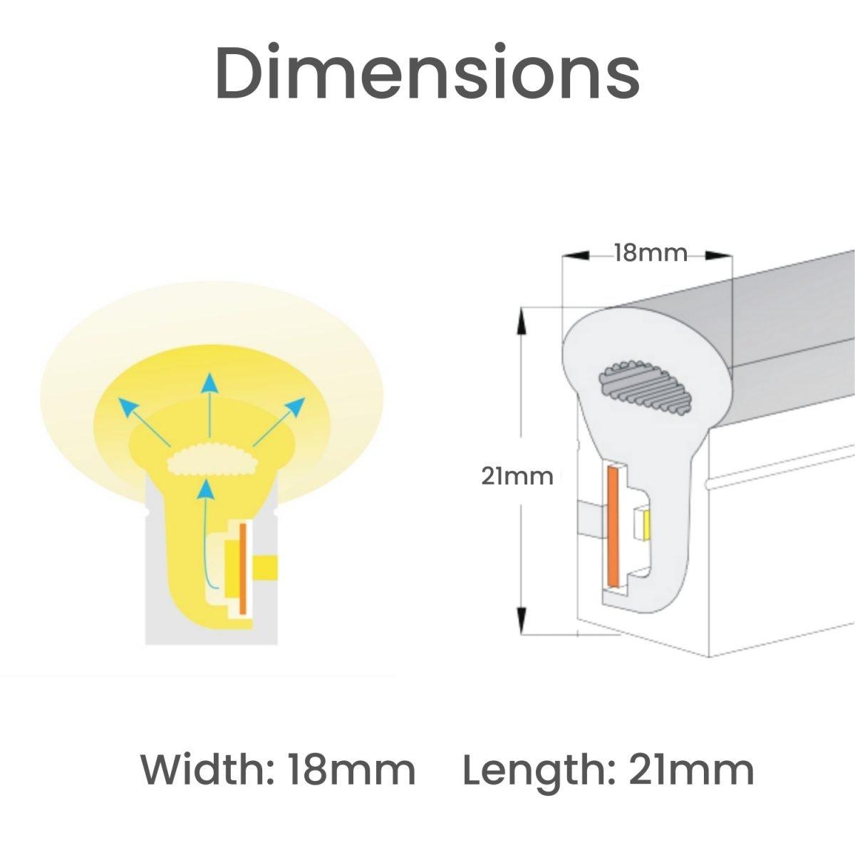 ATOM LED RGB Neon Flex 18 x 21 mm 220v - www.ukledlights.co.uk (1)