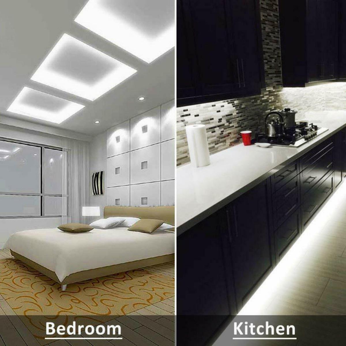 ATOM Led Cool White LED Neon Flex 8*16mm Flat Shape 120LEDs/m 220V