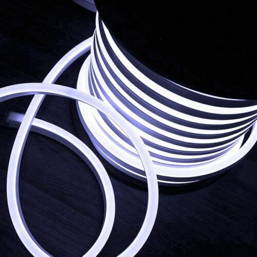 Cool White led neon flex 220V wireless