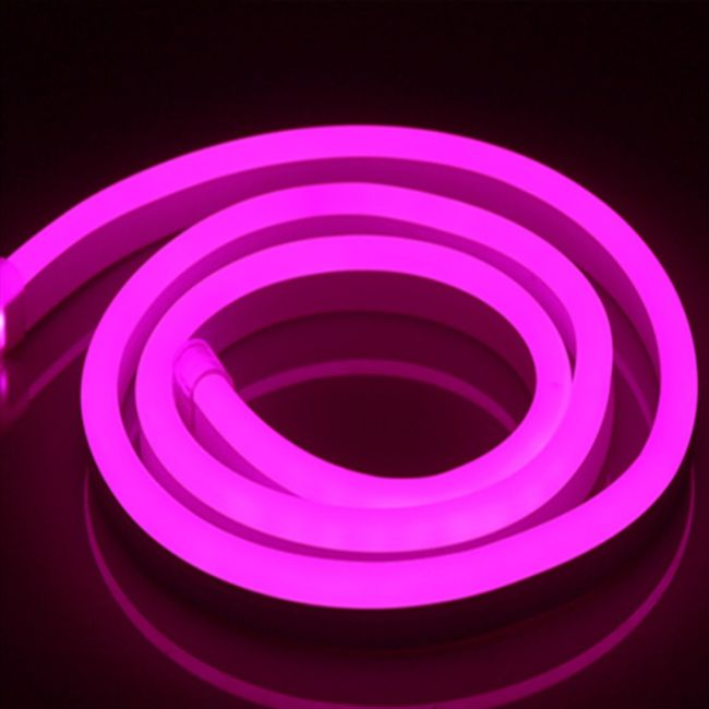 ATOM LED Neon Flex Pink 8x16mm 220V