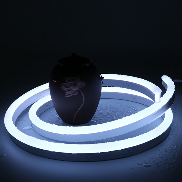led neon flex cool white 12v